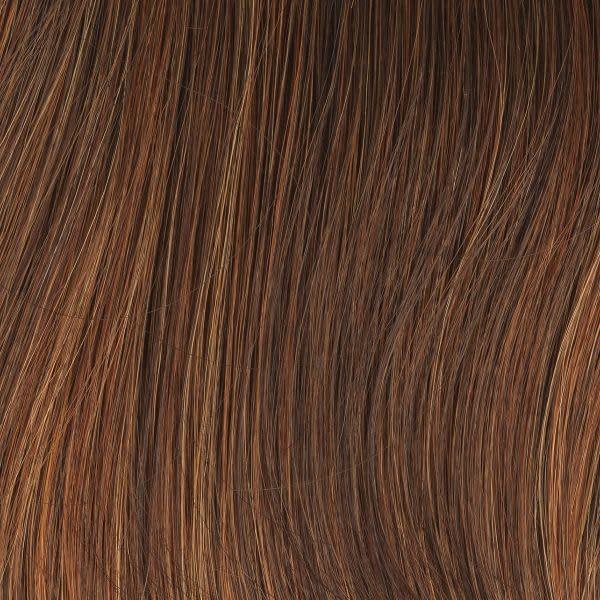 GL30-32 Dark Copper Luminous Wig Colour by Gabor