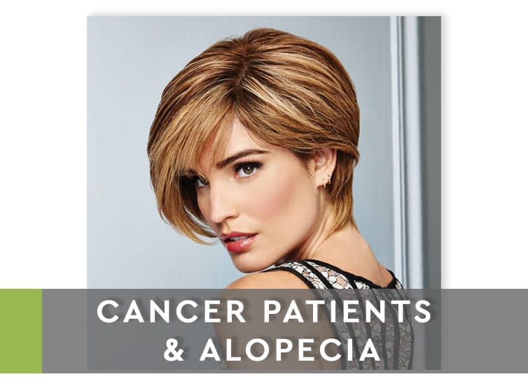 Wigs for Cancer patients & Alopecia - HairWeavon