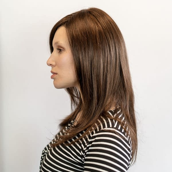 Courtney Wig by Jon Renau in 8/32 | Cocoa Bean