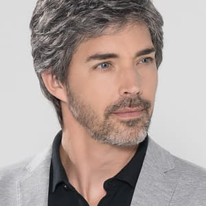 Justin 2.0 For Men   Synthetic Wig   12 Colours