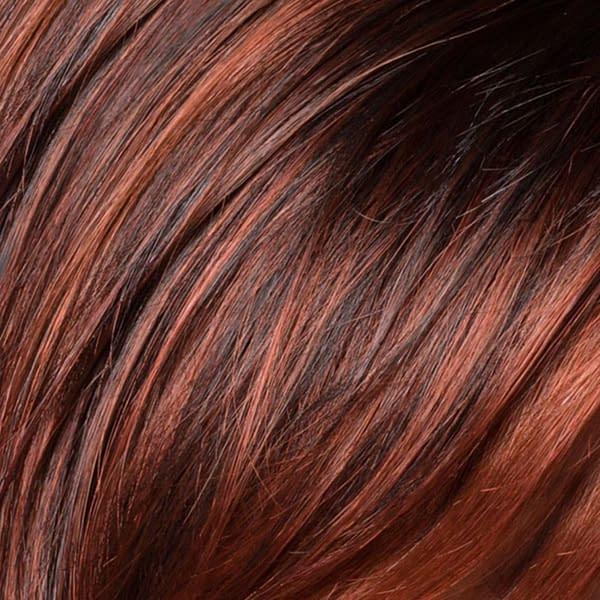 4/133/32B Dark Cherry Human Hair by Belle Madame
