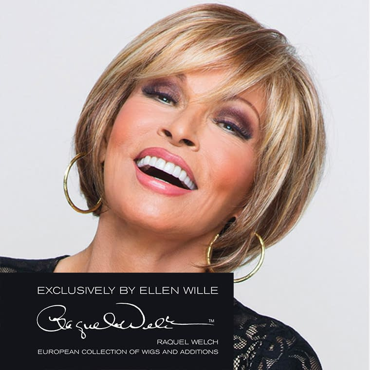 Raquel Welch Wig Collection By Ellen Wille   Synthetic Wigs