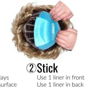 Wig Liner NO SWEAT Demonstration