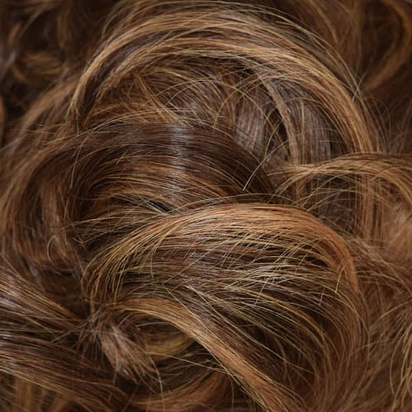 Pine Cone Human Hair Colour by Wig Pro