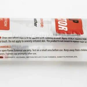 Scalp Protector For Hair Piece