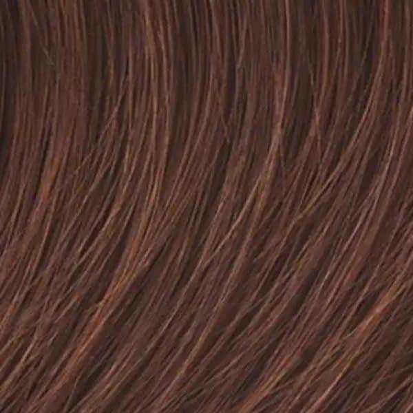 R33 Dark Auburn Wig Colour by Raquel Welch