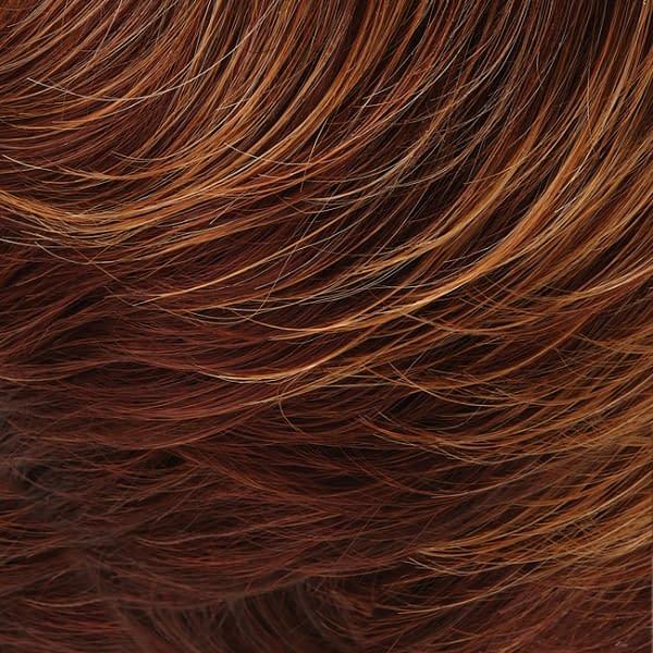 32BF | Cherry Almond Tart Wig colour