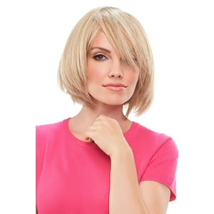 Top This 8″ Topper | Remy Human Hair (Mono Base) | 26 Colours
