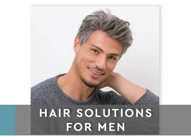 Hair Replacement for Men - HairWeavon