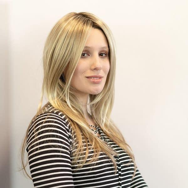 Zara Wig by Jon Renau in 22F16S8   Venice Blonde