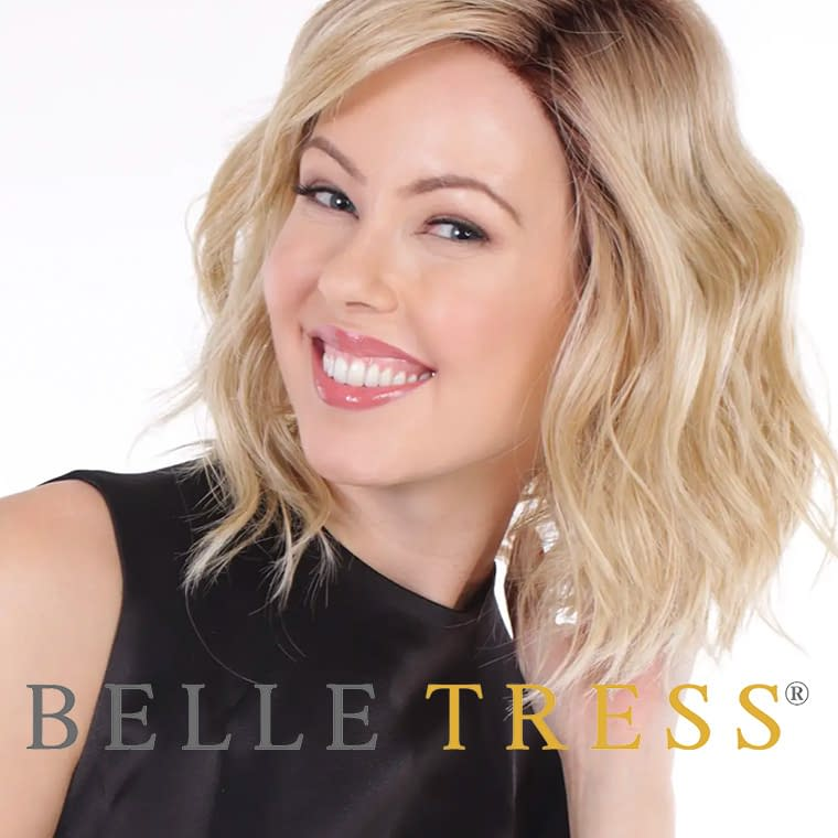 Belle Tress Wig Brand   Short Wavy Long Synthetic Wigs