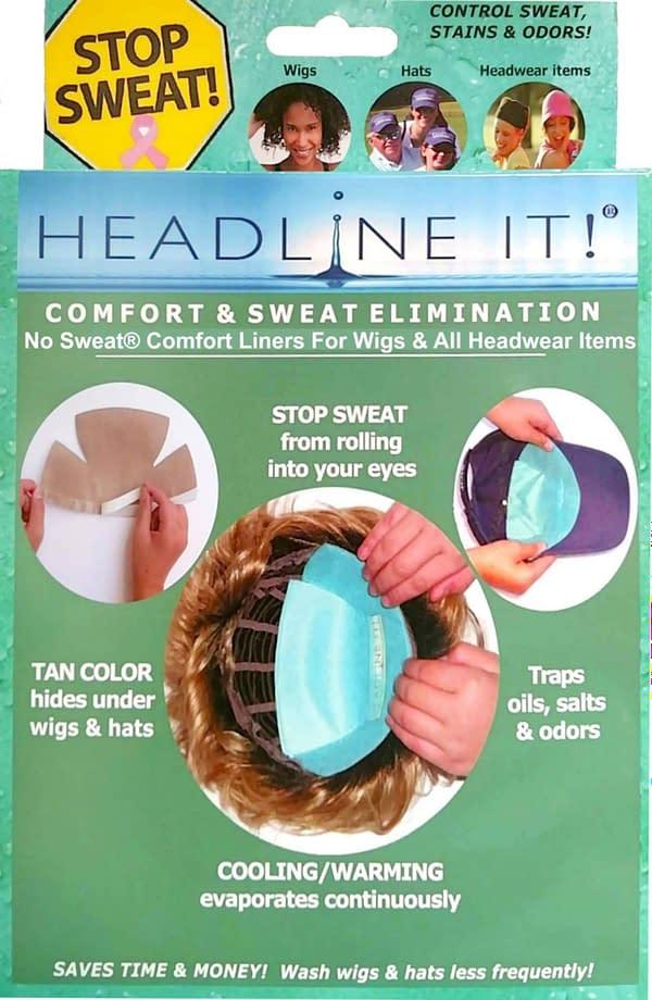 Headline it No Sweat Wig Liner