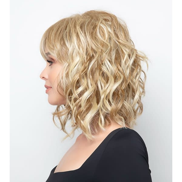 Breezy Waves Wig by Rene of Paris in Creamy Toffee