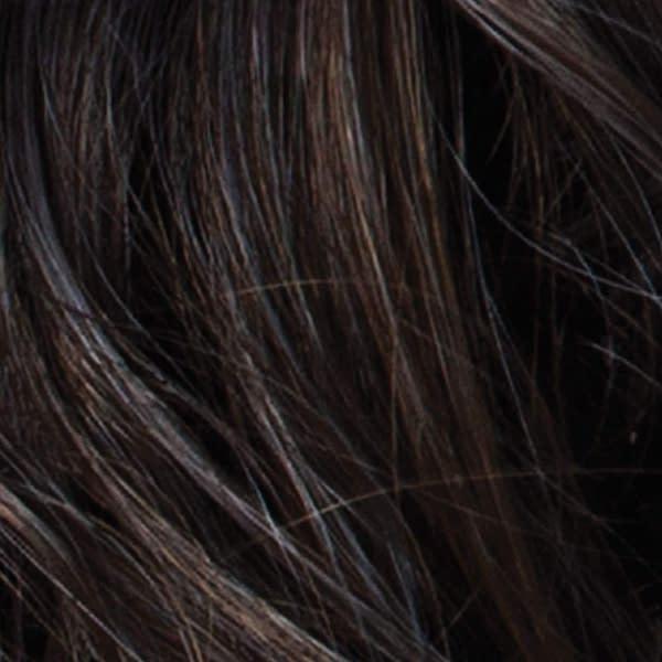 CHOCOLATESMOKE Synthetic Wig Colour by Estetica Wigs