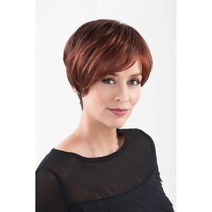 Coco Mono Wig | Synthetic Lace Front (Mono Top) | 17 Colours