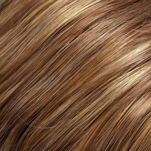 FS12/24B | Cinnamon Syrup Jon Renau Wig Colour