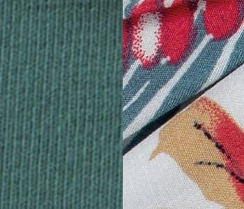 Garbo Headwear by Ellen Wille in Khaki