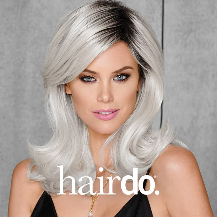 HAIRDO Wig Brand   Synthetic Wigs In Fashionable Vibrant Colour