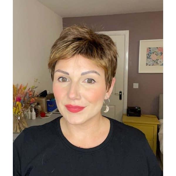 Debbie Wig by Ellen Wille | Short Synthetic Wig