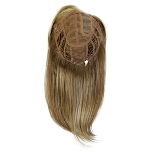 Mono Wiglet 413 Synthetic Hair Topper By Estetica