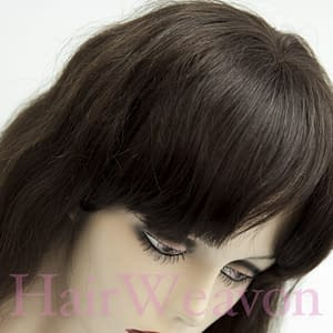 Rita Human Hair Wig Customised