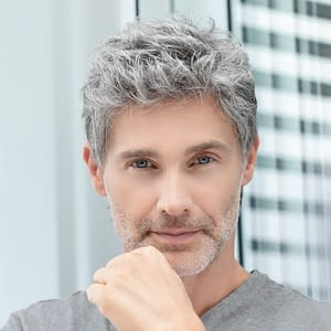 Justin Wig For Men By Ellen Wille | Synthetic Hair