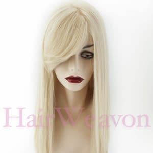 Claudia Wig | Remy Human Hair | Custom Colour | Custom Length