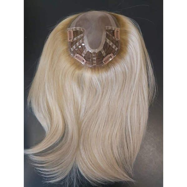 Matrix Topper by Ellen Wille   Remy Human Hair
