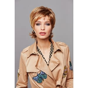 Meral Wig | Synthetic (Basic Cap) | 12 Colours