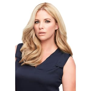 EasiPart French 12″ Topper | Remy Human Hair (Mono Base) | 31 Colours