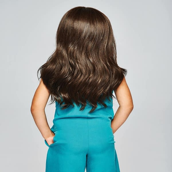Pretty In Layers Wig for Girls by Hairdo