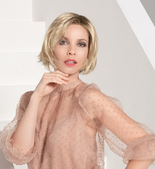 Star Wig by Ellen Wille | Short Bob Synthetic Lace Front