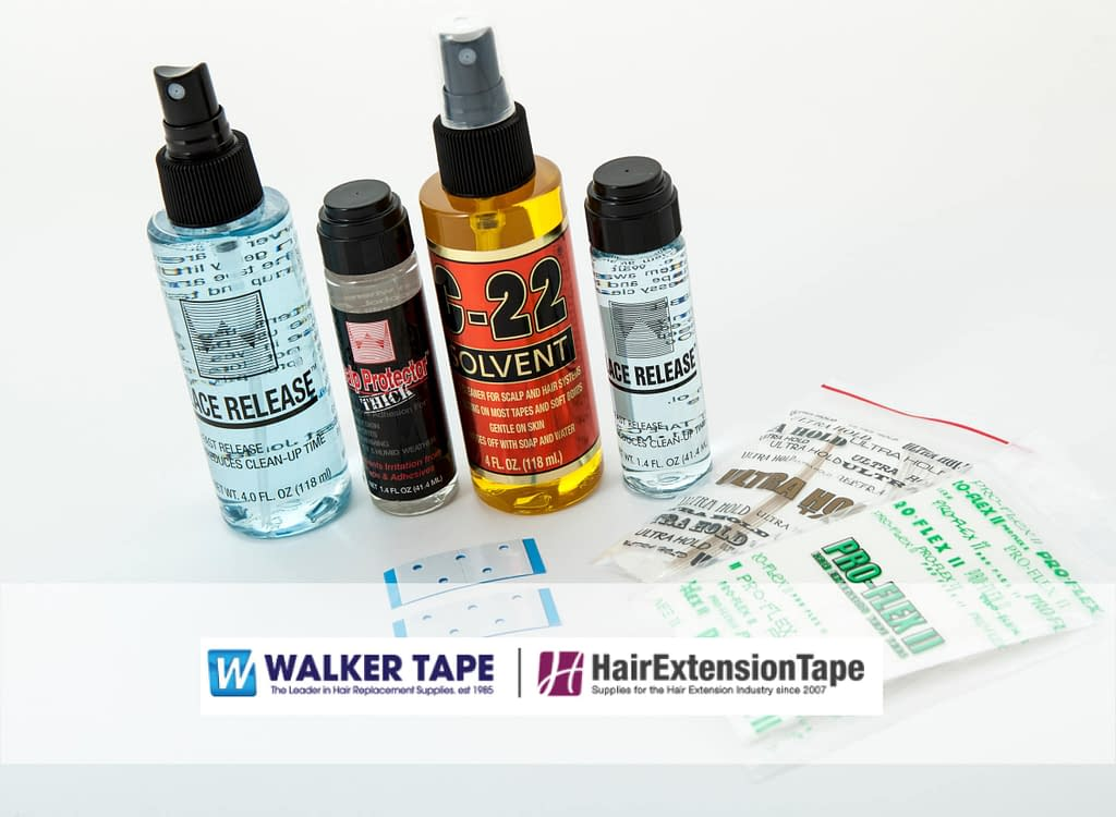 Walker Hair System Products available at HairWeavon