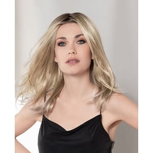 Noblesse Soft Wig By Ellen Wille | Shoulder Length Wig | Synthetic Fibre