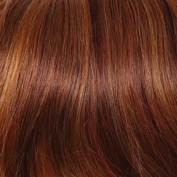R28S Glazed Fire | Human Hair Wig Colour by Raquel Welch