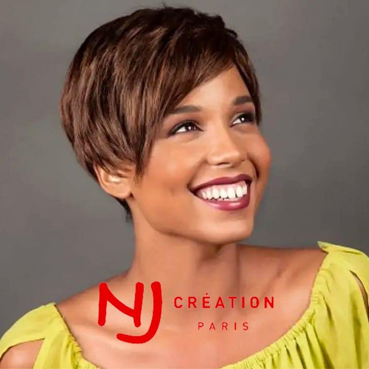 NJ CREATION PARIS Wig Brand Available At HairWeavon