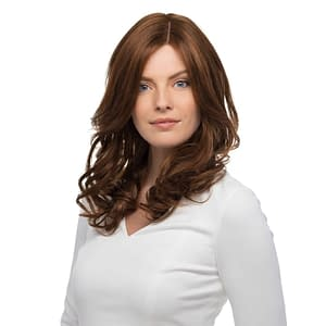 Liliana Wig | Remi Human Hair (Mono Top & Hand Tied) | 8 Colours