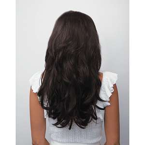Sydney Hair Topper | Half Wig | Synthetic
