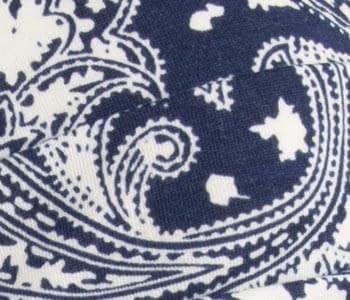 Tala Headwear by Ellen Wille in ORNAMENT BLUE