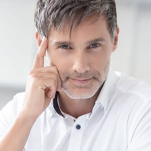 Jason Hair System For Men | Heat Friendly Synthetic