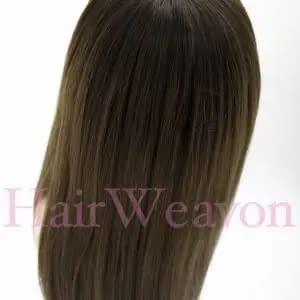 June Wig   Remy Human Hair   Custom Colour   Custom Length
