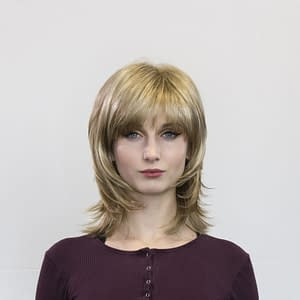 Bailey Wig | Synthetic Wig (Basic Cap) | 24 Colours