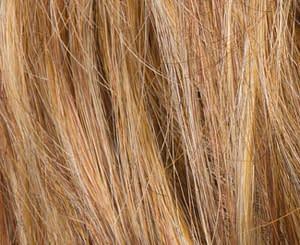 Cognac Wig colour by Ellen Wille