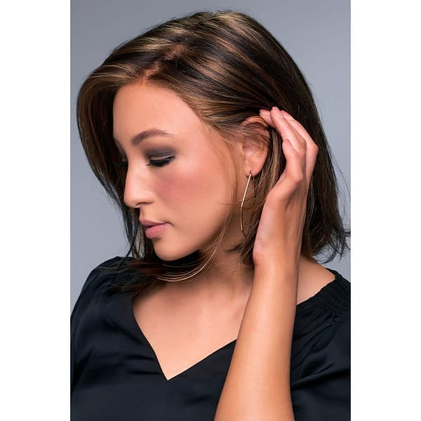 Cameron Lite Wig by Jon Renau   Mid Length Synthetic Hair