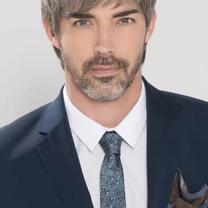 George 5 Stars 2.0 Wig For Men | Synthetic Wig