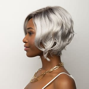 Hallie By Rene Of Paris | Short Wavy Synthetic Hair