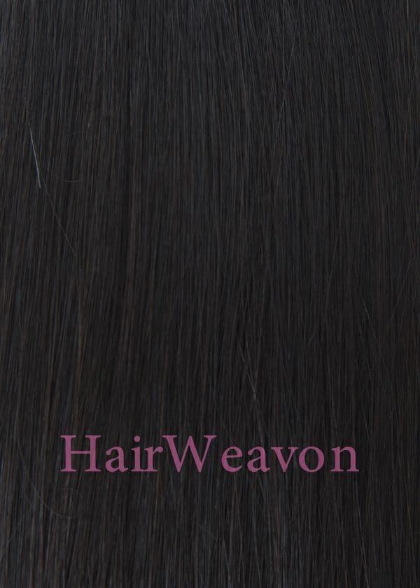 U tip human hair extensions