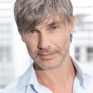 Roger 5 Stars Wig For Men By Ellen Wille | Synthetic Hair
