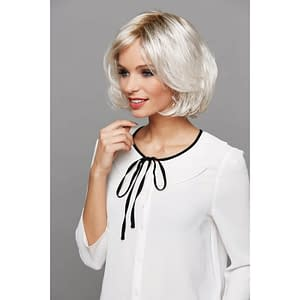 American Salon Wig In Colour 1001/22-20+14 | Ash Blonde Rooted