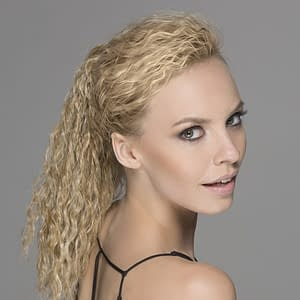 Pastis Ponytail | Synthetic Hair Piece | 9 Colours